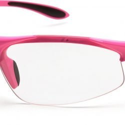 Ella Pink Safety Glasses - Clear Lens (Box of 12)