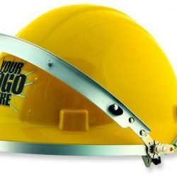 ERB E19 Face Shield Bracket - Full Brim style
