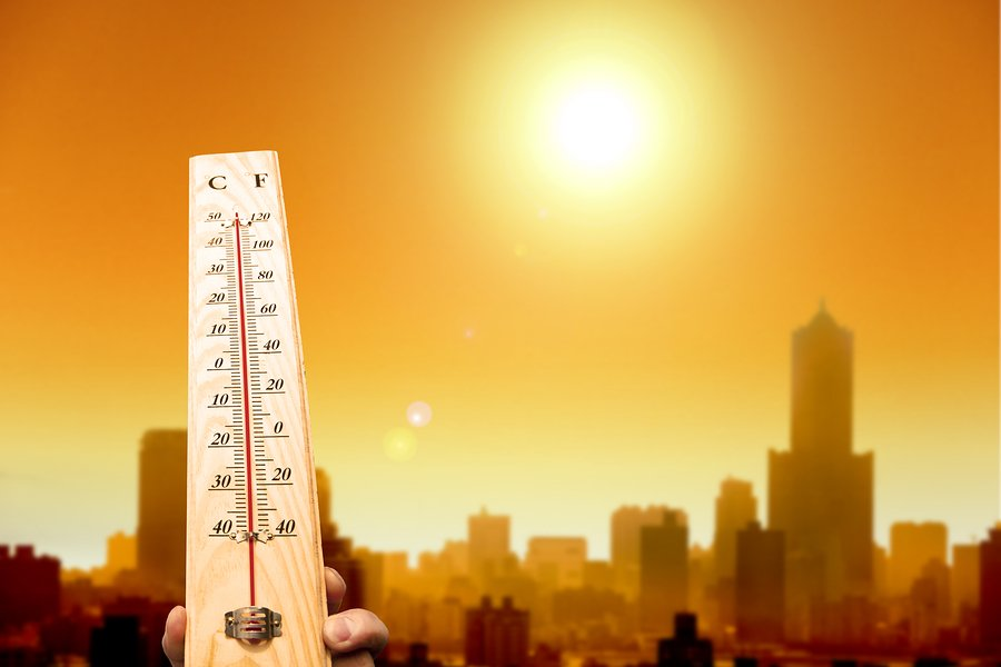 Heat Exposure and It's Impact on Work Performance