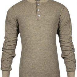 TECGEN Select™ FR Knit Henley Shirt (formerly Spentex®)