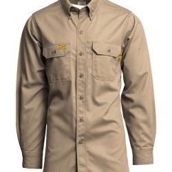 LAPCO FR 7oz. Advanced Comfort® 88/12 FR Work Shirt