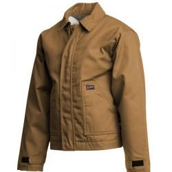 LAPCO 12 oz. Insulated 100% Cotton FR Jacket