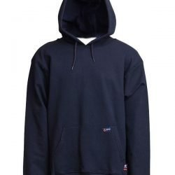 LAPCO 12.5 oz. FR Sweatshirt w/ Hood
