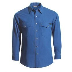Southern Brush Workrite-4.5 oz. Nomex IIIA Western-Style Shirt-Includes Southern Brush Logo