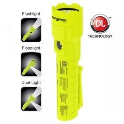 RTI Nightstick XPP-5422G Intrinsically Safe Permissible Dual-Light™ Flashlight