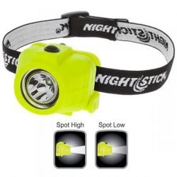 RTI Nightstick XPP-5452G Intrinsically Safe Dual-Function Headlamp