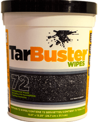 TarBuster®Wipes